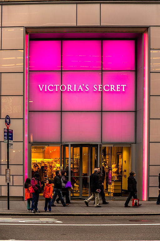 Victoria's Secret Store 9, 722 Lexington Ave, New York, NY 10022, USA - Dec 2012