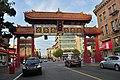 Victoria, BC - Chinatown Gate 02 (20464689446).jpg
