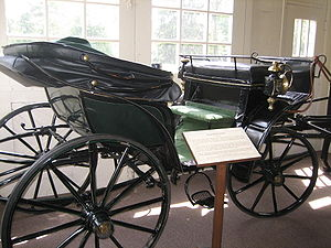 Victoria (carriage) - Image: Victoria carriage 1