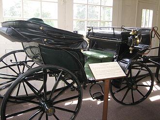 Victoria (carriage) - Image: Victoria carriage 1