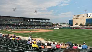 Victory Field - Image: Victory Field Left Field