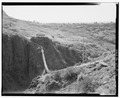 View above siphon, looking south - Ogden Canyon Conduit, Ogden, Weber County, UT HAER UTAH,29-OGCA,2-14.tif