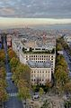 View from the Arc de Triomphe, 2009-3.jpg