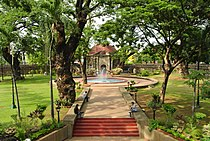 View from the pathway at Paco Park.JPG