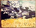View of Auvers with Church (JH 2122) - My Dream.jpg