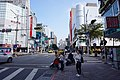 View on Nanjing West Road in Datong District, Taipei 01.jpg