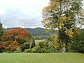 View out the back of Sawrey House Country Hotel - geograph.org.uk - 1006415.jpg