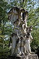 Vigiland memorial monument at the City of London Cemetery and Crematorium 7.jpg