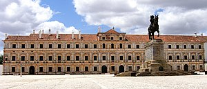 Ducal Palace of Vila Viçosa, Portugal