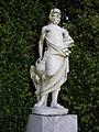 Villa reale di marlia, teatro d'acqua, statua 02 giove.JPG