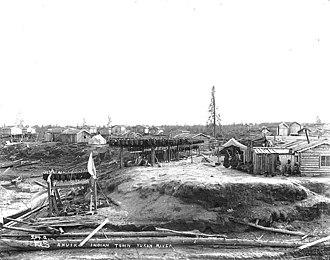 Anvik, Alaska - Anvik in 1901