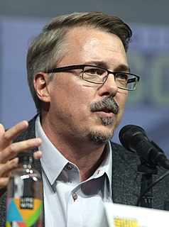 Vince Gilligan American writer, director and producer
