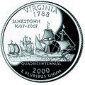 Virginia quarter, reverse side, 2000.jpg
