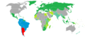 Visa requirements for Argentine citizens.png