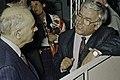 Visite de Mr Curien au SIA 1991-17-cliche Jean Weber.jpg