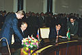 Vladimir Putin in Turkmenistan 23-24 April 2002-8.jpg