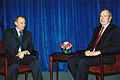 Vladimir Putin in the United States 13-16 November 2001-26.jpg