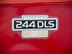 Volvo 244 DLS, Ribnitz-Damgarten (P1060564).jpg
