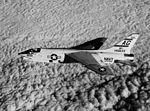 Vought RF-8A Crusader of VFP-62 in flight c1963.jpg