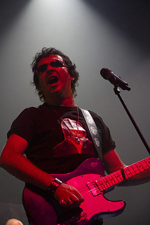 Vox Dei - Carlos Gardellini, playing in 2012.