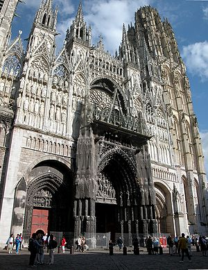 Rouen - Rouen Cathedral