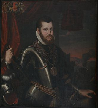 Wigbolt Ripperda - Portrait of Wigbolt Ripperda by Herman Collenius