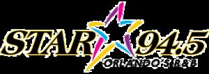 WCFB - Former Star 94.5 logo