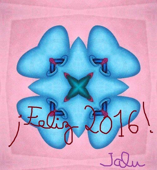 bcbdd1ae6e56 Te deseo que este 2016 que comienza venga con muchas alegrías