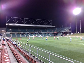 Wollongong Showground - Image: WIN Stadium 2