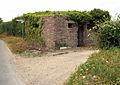WWII Pillbox at T junction near Summer Green Farm, Hindringham - geograph.org.uk - 270393.jpg