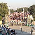 Wagha Border View.JPG