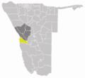 Wahlkreis Walfischbucht Land in Erongo.png