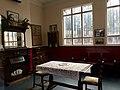 Waiting room, Poynton railway station.jpg