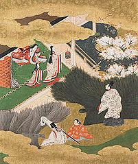 Wakamurasaki (Lavender), Tale of Genji: Chapter 5