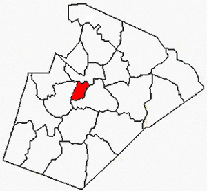 Meredith Township, Wake County, North Carolina - Image: Wake County NC Meredith Township