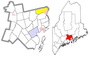 Waldo County Maine Incorporated Areas Winterport Town Highlighted.png