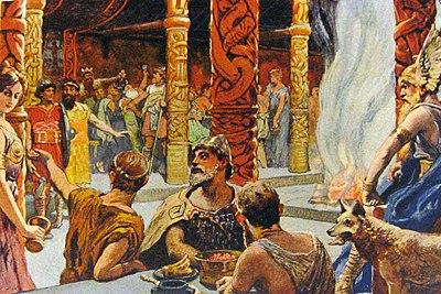 Mythologie nordique dieux