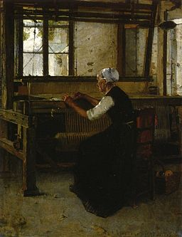 Walter Gay - The Weaver
