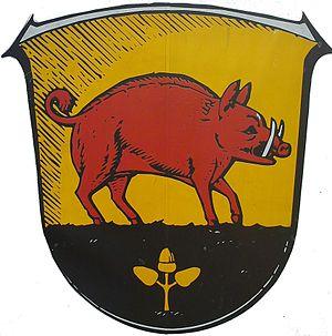 Darmstadt-Eberstadt - Image: Wappen Darmstadt Eberstadt