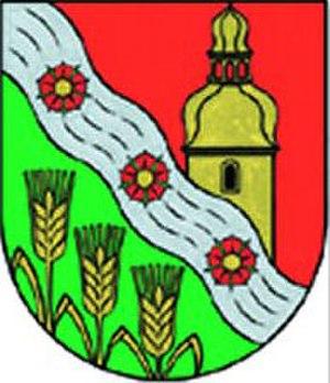 Friesenhagen - Image: Wappen Friesenhg