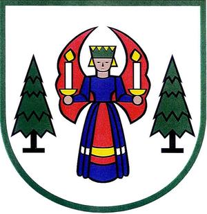Grünhainichen - Image: Wappen Grünhainichen