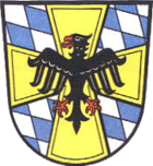 Coat of arms of the Friedberg district