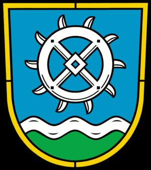 Mühlenbecker Land - Image: Wappen Muehlenbecker Land