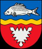 Das Wappen von Preetz