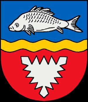 Preetz - Image: Wappen Preetz S H