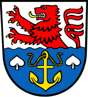 Breege - Image: Wappen breege