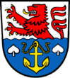 Coat of arms of Breege