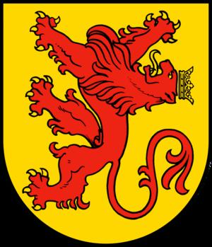 Diepholz - Image: Wappen diepholz