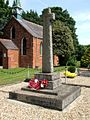 War Memorial, New Leake - geograph.org.uk - 445463.jpg