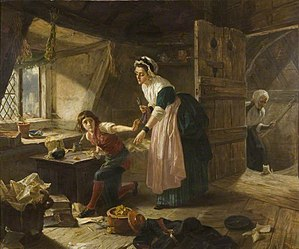 Henrietta Ward - Chatterton or, the Secret Message